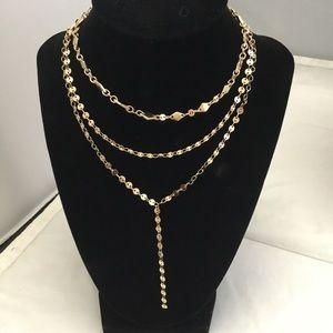 BaubleBar Jewelry - BaubleBar Aimee Y-Choker